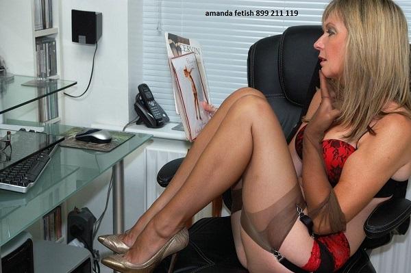 amanda fetish telefono erotico carta di credito 06 99792069